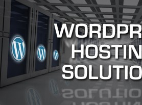 wordpress HOSTING solutions